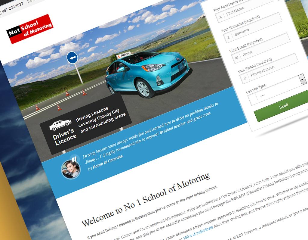 No 1 School of Motoring