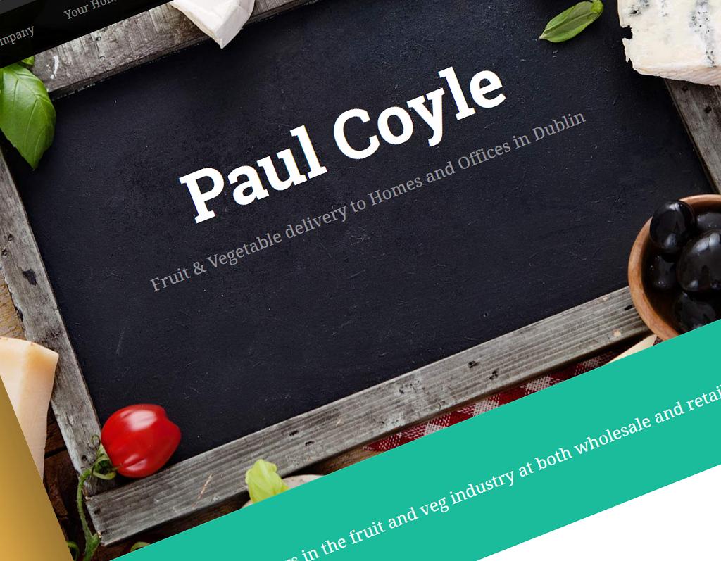 Paul Coyle Fruit and Veg